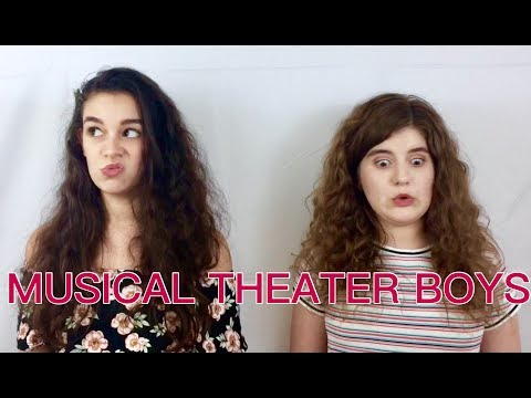 Musical Theater Boys