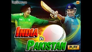 Pakistan vs India  2017 - Ashes Cricket 09 PC Gameplay