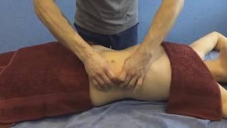 Антицеллюлитный массаж живота | Anti-cellulite massage
