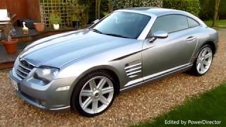 Video Review of Chrysler Crossfire Coupe 3.2 For Sale SDSC Specialist Cars Cambridge UK