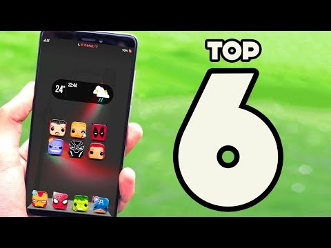 Top 6 BEST Android Oreo Roms 2018 | All Phones |