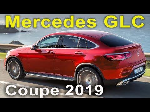 Mercedes GLC Coupe 2019 - обзор Александра Михельсона / Mерседес ГЛЦ купе