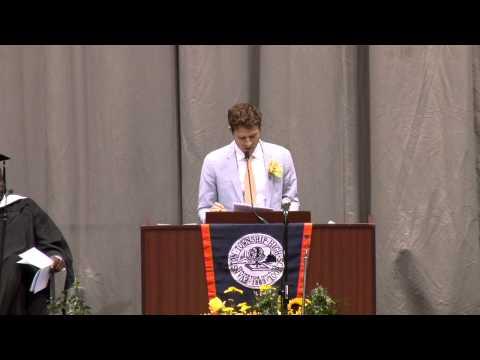 ETHS Class of 2015 Commencement Speech :: Zach Gilford Class of '00
