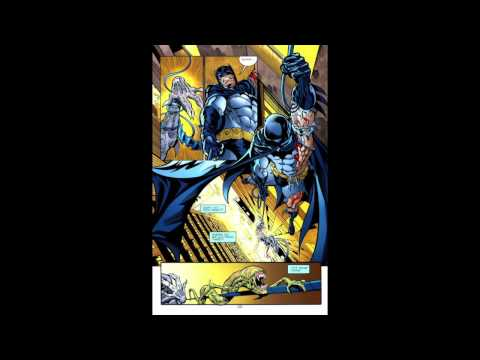 Batman vs. Aliens II Comic #2 (HD Quality)