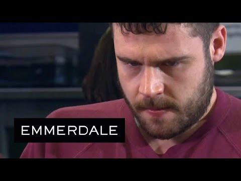 Emmerdale - Aaron's Darkest Secret Is Exposed