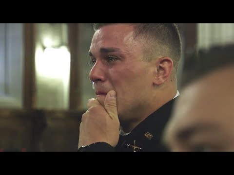 This Emotional Groom Reaction Will Have You Ugly Crying In No Time | Preston Films
