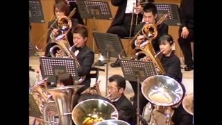 ペドロの奇跡の夜 作曲:樽屋雅徳 演奏:土気シビックウインドオーケス...