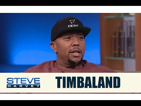 Timbaland: God's got His hands on you || STEVE HARVEY