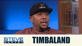 timbaland gods got his hands on you steve harvey