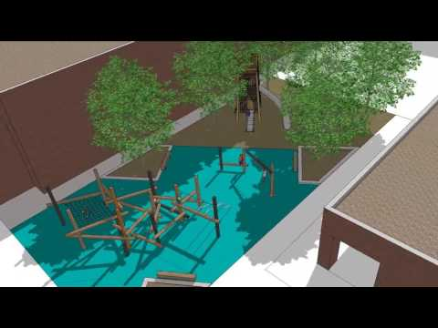 A first look at the proposed Paul Habans Charter School playground