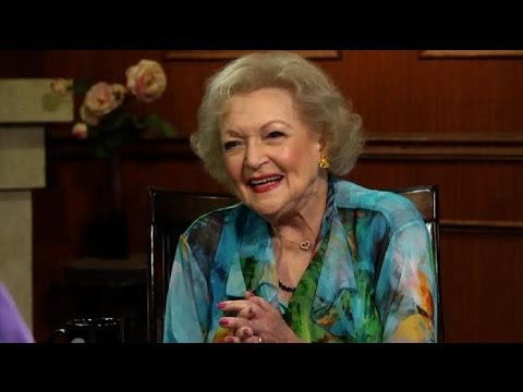 "Betty White on ""Larry King Now"" - Full Episode Available in the U.S. on Ora.TV"