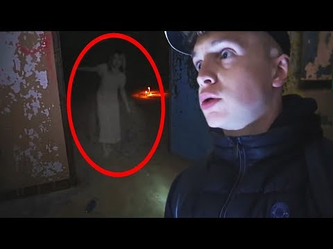 Thumbnail: Top 5 SCARIEST PLACES Youtubers Have Explored! (Abandoned Prison, Mental Hospital & More)