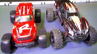 """WHAT is """"BEST""""?! CEN REEPER 6S MT or TRAXXAS XMAXX 8S MT - IMHO 
