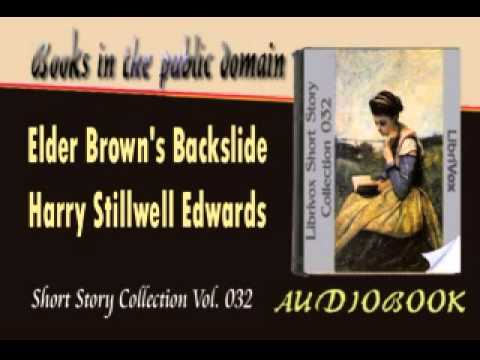 Elder Brown's Backslide Harry Stillwell Edwards Audiobook