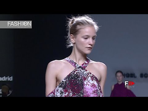 ANGEL SCHLESSER Spring Summer 2013 Madrid - Fashion Channel