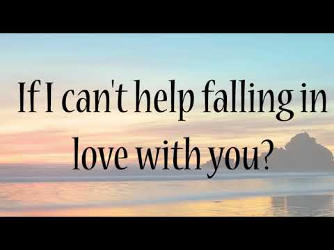 Can't Help Falling In Love With You - Cover- Samantha Harvey