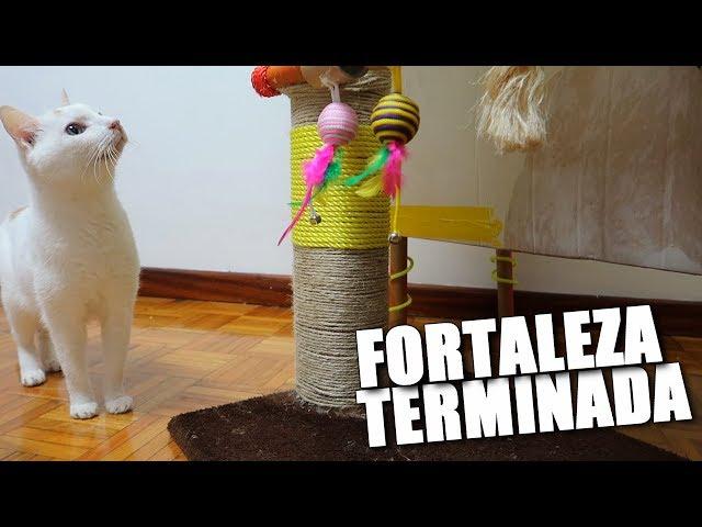 LA FORTALEZA YA ESTÁ TERMINADA