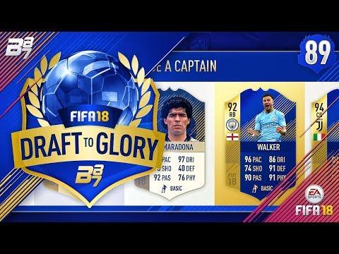 PRIME MARADONA! | FIFA 18 DRAFT TO GLORY #89