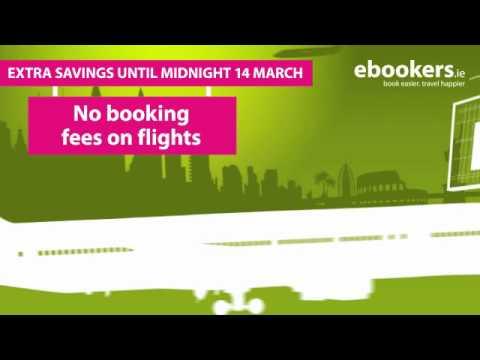 ebookers.ie Spring Sale