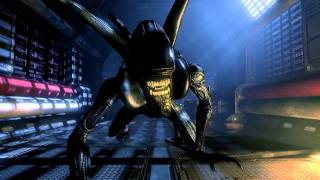Aliens vs Predator DirectX 11 Tech Demo Tessellation 1080p