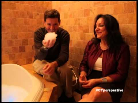 Tranquility Wellness Spa on CT Perspective TV