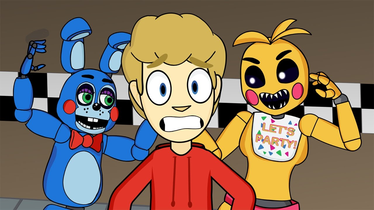 Febatista Animado Five Nights At Freddy S Youtube