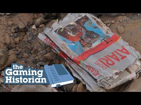 The Atari Landfill Myth - Gaming Historian