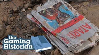 The Atari Landfill Myth - The Gaming Historian