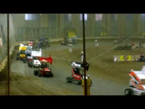 Kaylee Bryson 11b - A Feature 1/4/2014 29th Annual Tulsa Shoot-out