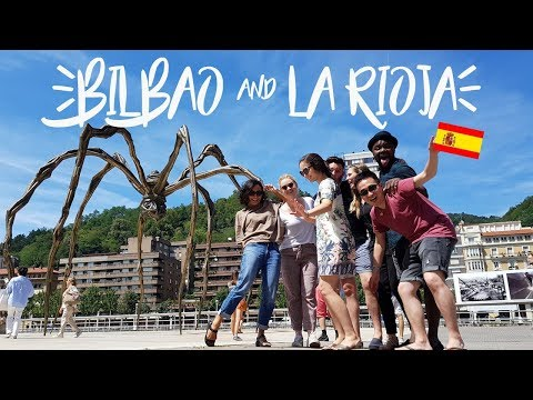 7 Awesome Things To Do In Bilbao And La Rioja | Spain Travel Vlog