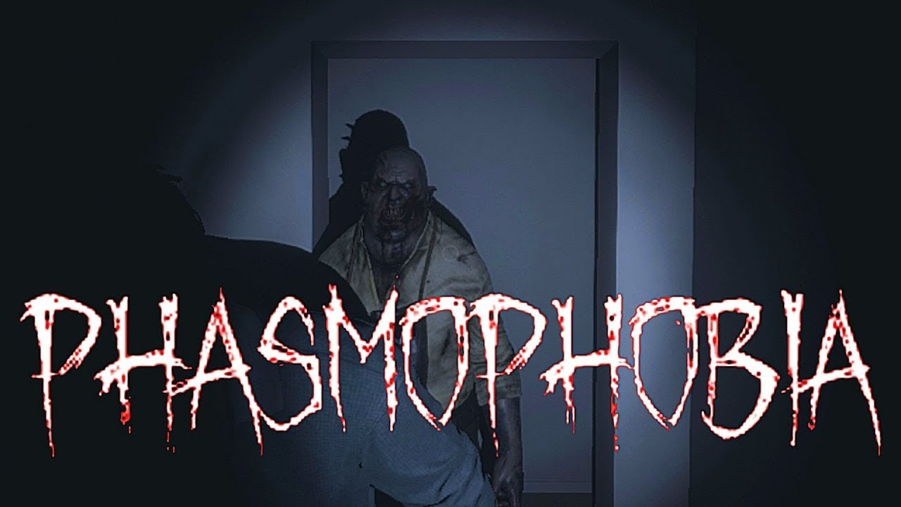 GHOST TRIED TO CLAP MY CHEEKS! - Phasmophobia - Phas - This game man