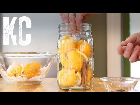 Incredible Preserved Lemons Recipe | How to