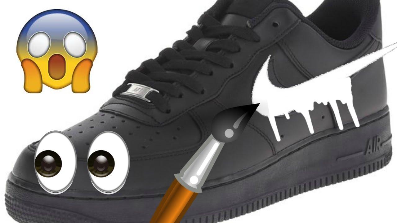 drip customz shoes