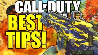 BO4 TIPS AND TRICKS - HOW TO GET BETTER AT BLACK OPS 4 TIPS AND TRICKS! HOW TO GET MORE KILLS IN BO4