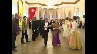 Исторический бал, посвящённый 400-летию Дома Романовых. Калининград, 11 мая 2013 г.