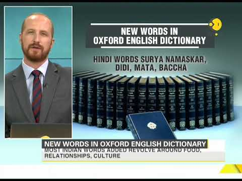 Do you know these new words that Oxford added to English Dictionary