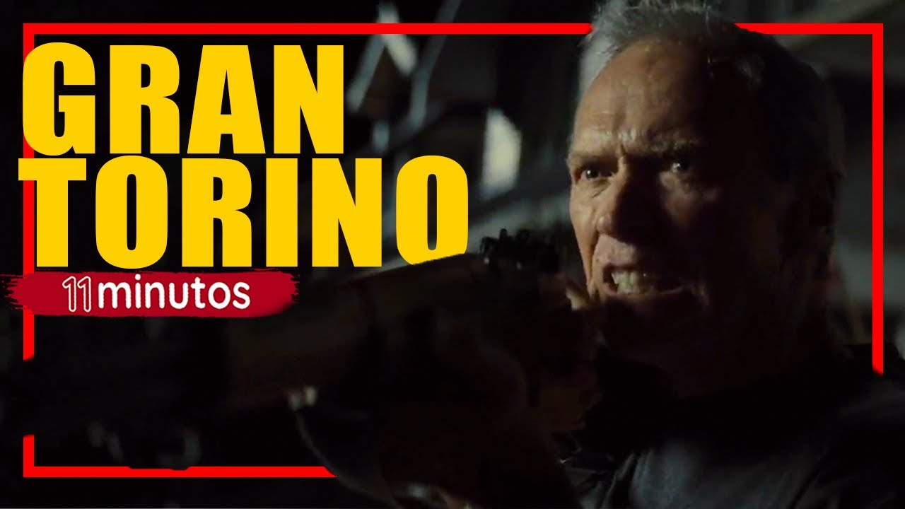 CLINT EASTWOOD - EL GRAN TORINO en Once Minutos | 🔴RESUMEN