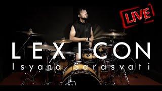 LEXICON - Isyana Sarasvati | Drum Cover By Gema Manggala