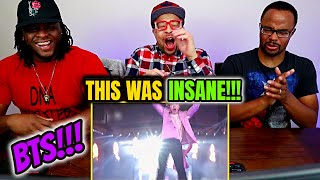 The High Energy Reaction to BTS - Dope + Silver Spoon + Fire + Run @ Speak Yourself THE FINAL!!