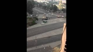 فض اعتصام صلاح سالم الحرس الجمهورى