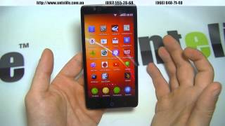 ZTE V5 Red Bull Snapdragon 400 обзор смартфона