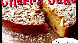 Cherry Cake Recipe [day 143]