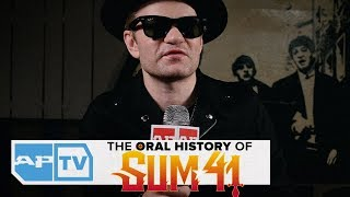 SUM 41: The Complete History from 'Half Hour Of Power' to 'Order In Decline'  | AP