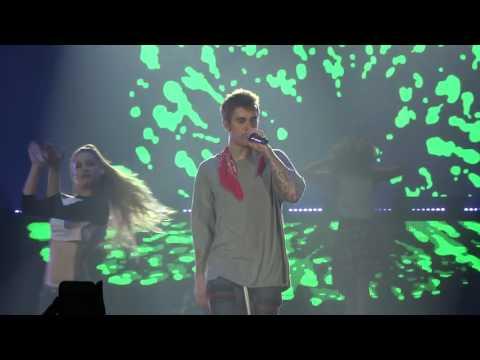Justin Bieber - Baby  - live Birmingham 2016