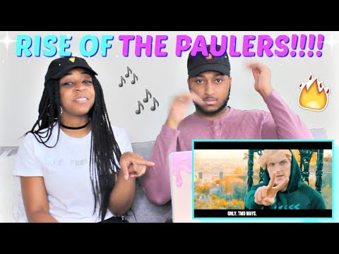 The Rise Of The Pauls  feat. Jake Paul #TheSecondVerse REACTION!!!!