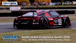 FINAL 3hr Race South Island Endurance Series 2018