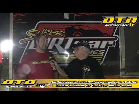 Super DIRTcar Series Recap from the DIRTcar Nationals at Volusia Speedway Park | Night #1 2/11/20