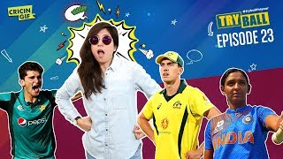 Afridi is talk of the town, Sharma & Kaur hit 100's & Misbah the snooker champ  - EP 23