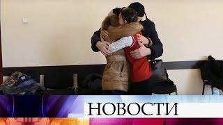 В Волгоградской области найдена девочка, которую четыре дня удерживал похититель.