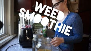 Medicated Smoothie | How to
